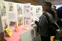 Eastwind Books Exhibit