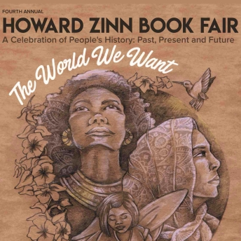 FOURTH ANNUAL HOWARD ZINN BOOK FAIR @ MISSION CAMPUS OF CITY COLLEGE OF SAN FRANCISCO | San Francisco | California | United States